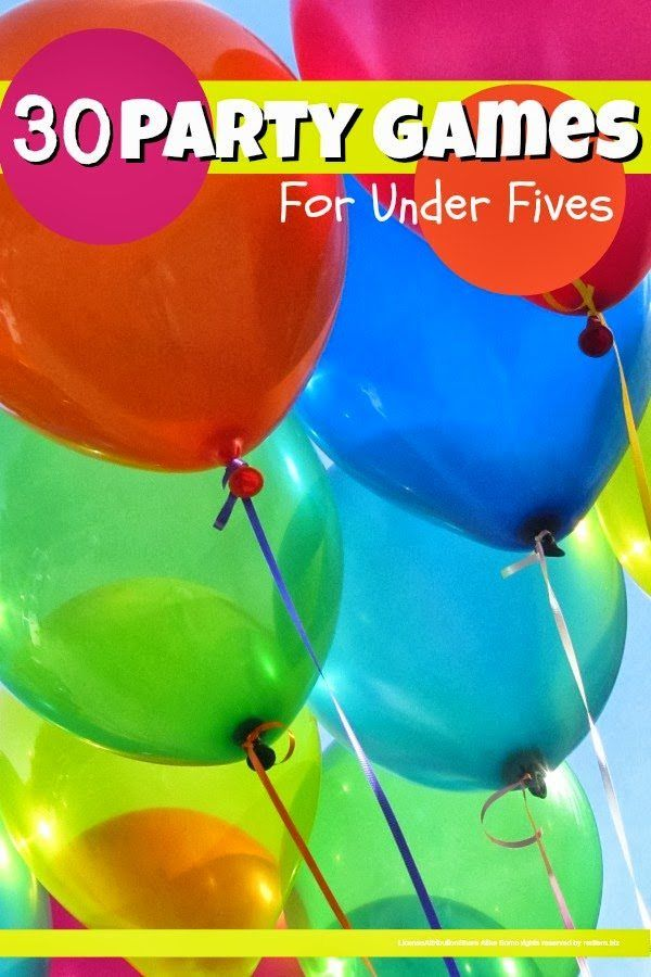 Over 30 classic children's party games that will keep even today's kids entertained. Plus simple tips for hosting a brilliant kid's party ...