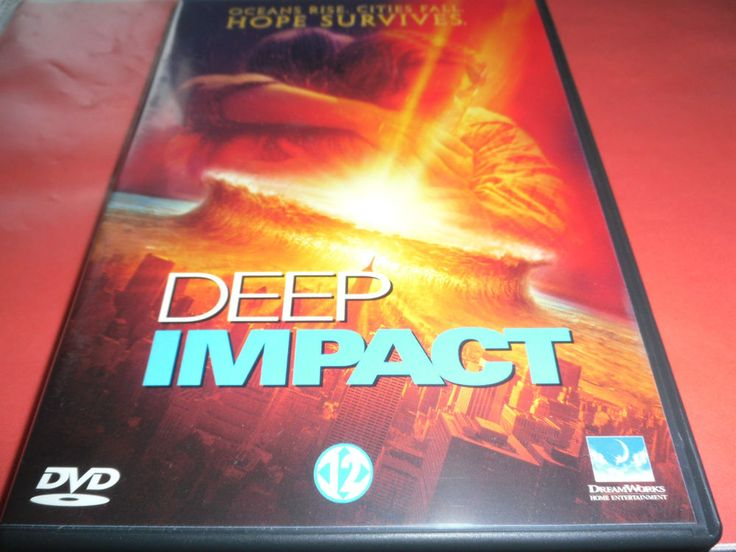 Deep Impact   NEUWERTIG 2,99 €