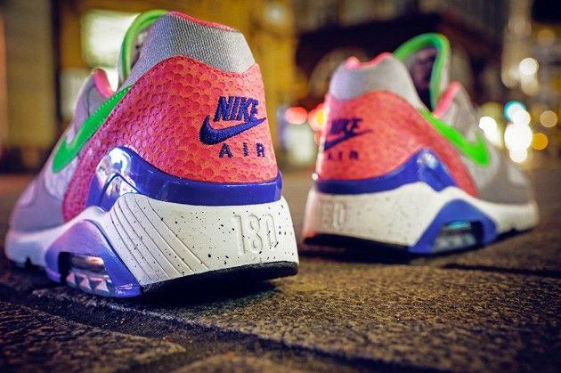 "size? x Nike Air Max 180 ""Urban Safari"" Pack"