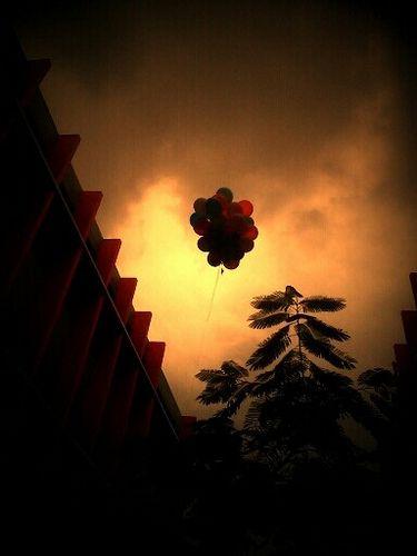 Idea is like balloons