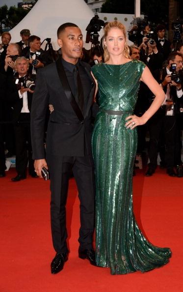 """Cosmopolis"" Premiere - 65th Annual Cannes Film Festival. Doutzen Kroues and Sunnery James"