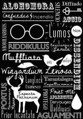 WallPotter: Feitiços Harry Potter