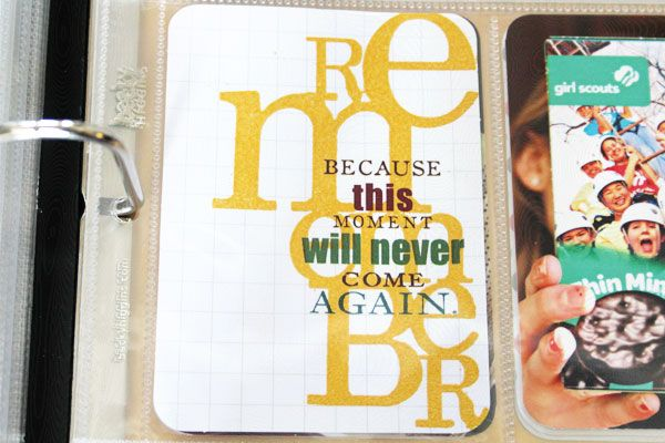 Love the remember cardIdea, Project Life, Life Inspiration, Projects Life And Inspiration, Journals Cards, Life Ideas, For Fair, Heidi Swapp, Remember Cards