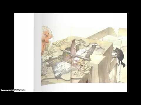 Drie kleine wolfjes en het vreselijk valse varken - YouTube