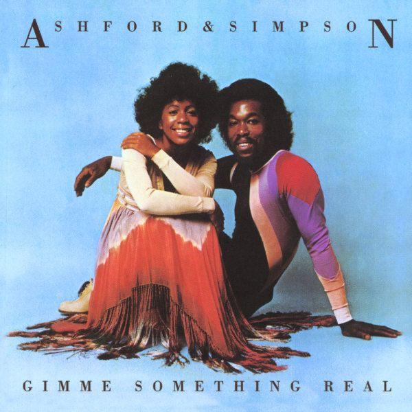 ashford and simpson album gimme something real 1973. Black Bedroom Furniture Sets. Home Design Ideas
