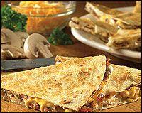 Outback Steakhouse Copycat Recipes: Alice Springs Chicken Quesadillas