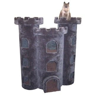 Best 25 cat castle ideas on pinterest cat houses cat for Castle cat tower