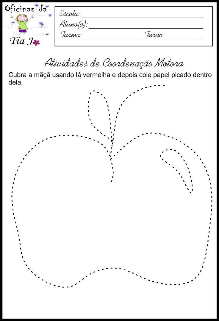 Coordenação motora fina | Jossandra Barbosa                              …                                                                                                                                                                                 Mais