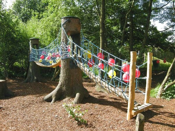 Best 25 children playground ideas on pinterest kids play tunnel children 39 s play area and - Natural playgrounds for children ...
