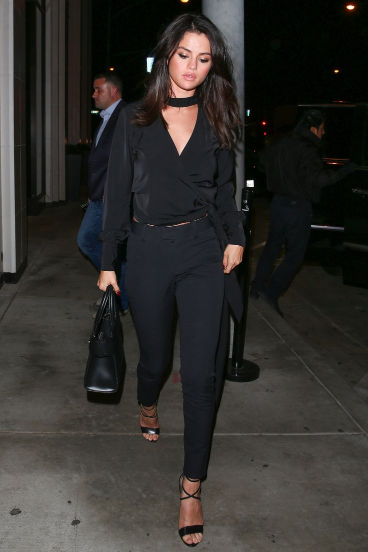 Selena Gomez out in West Hollywood, CA - December 2016