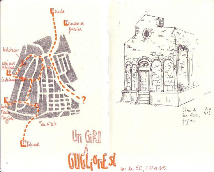 anouk.bozzolini | un giro a Guglionesi | via Dailystrips.be