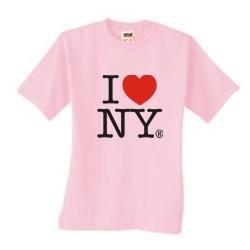 Pink Shirts New York - Greek T Shirts