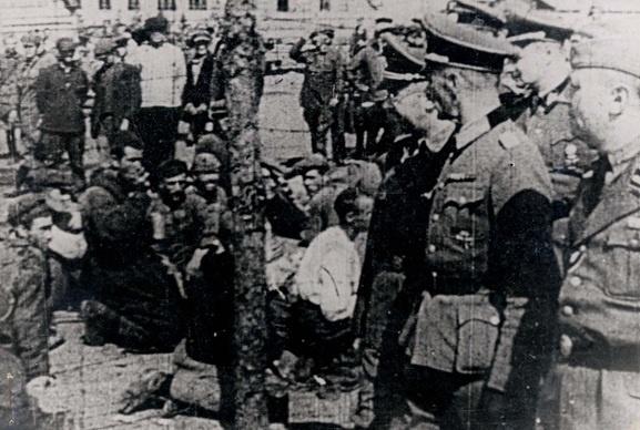 JM Álvarez: Así actuaban las Waffen SS en los campos de concentración nazis