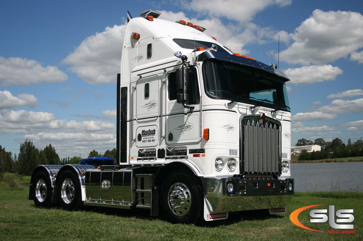 Kenworth K104B fitted out by SLS Trucking