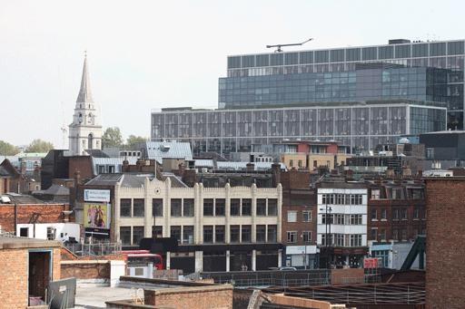 Shoreditch Rooftop and Studio 062