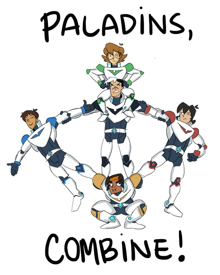 btw, if any of you aren't watching Voltron: Legendary Defender. Start. Watching. Voltron. Legendary. Defender.