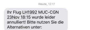 Liebe Lufthansa, bitte streikt weiter, damit ich mich rächen kann!