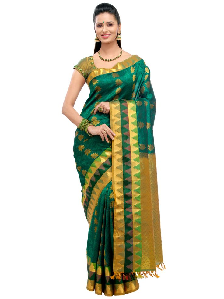 Silk Saree for Women From Klasyy Fashion For more visit @ http://indianfashionhub.wordpress.com/2014/07/05/the-charm-of-silk-sarees/