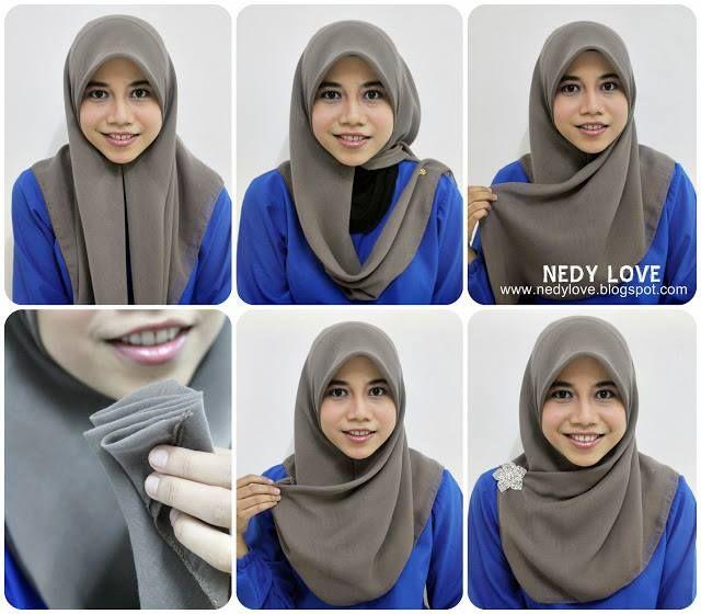 Simple Hijab