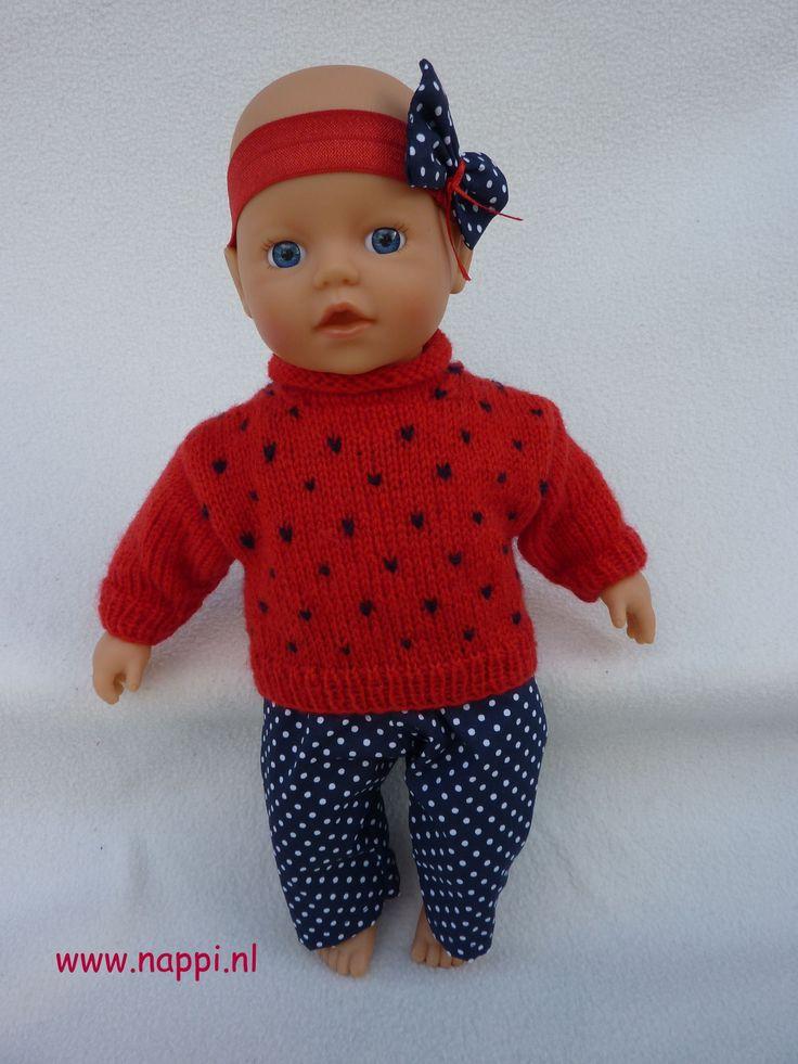 M s de 25 ideas incre bles sobre poppenkleertjes zelf maken breien en pinterest - Bebe ontwerp ...