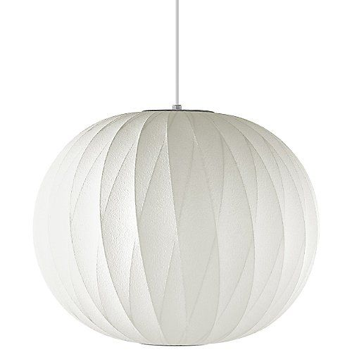 Ball Criss Cross Bubble Pendant by Herman Miller at Lumens.com