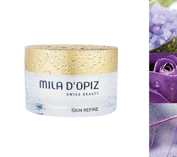 Mila d'Opiz Australia - Skin Refine Lifting Eye Cream. Smooths visible lines & wrinkles. Relaxs the eye zone.