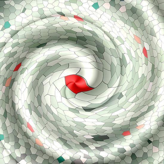 Snake Skin Whirls