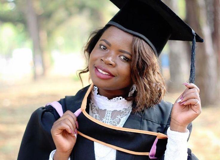 Maud Chifamba Makes History as Zimbabwe's Youngest University Graduate - http://zimbabwe-consolidated-news.com/2016/10/04/maud-chifamba-makes-history-as-zimbabwes-youngest-university-graduate/