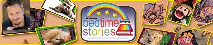 "Do your kids love having books read to them? Then join me here on my YouTube channel ""Bedtime Stories"""