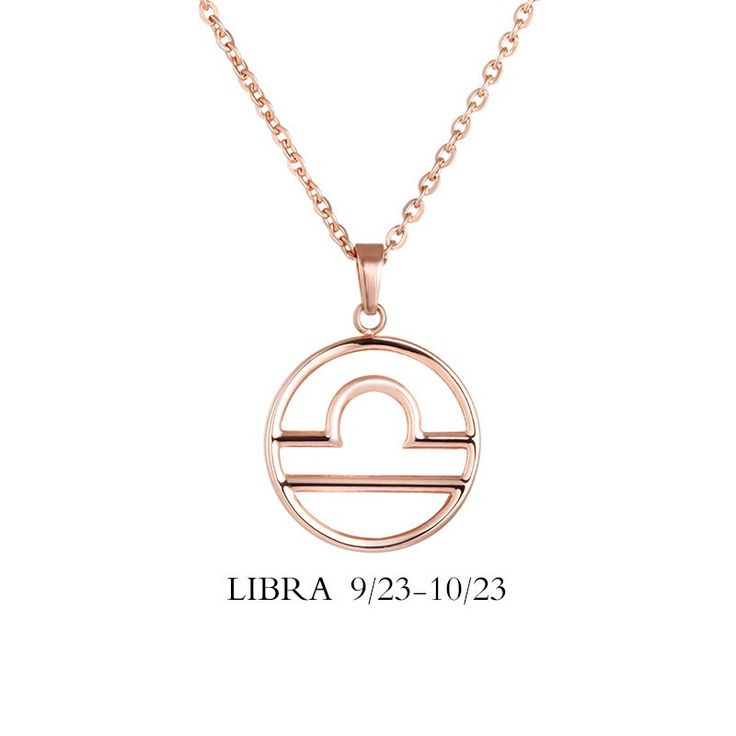 Get the Best Libra Zodiac Necklace at http://zodiactrends.com/products/libra-sign-necklace This is the best libra zodiac necklace that we reviewed. We reviewed each necklace from shopping experience to delivery speed, followed by price of the necklace and quality. The site which we ordered from was very easy to navigate. The site takes almost all payment methods. Processing took one day. Shipping took 3 days to the US. As for the necklace it cost $30, came in a nice little box.