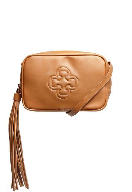 5c565629a Bolsa Transversal Capodarte Pequena Tassel Caramelo | Bolsas | Gucci ...