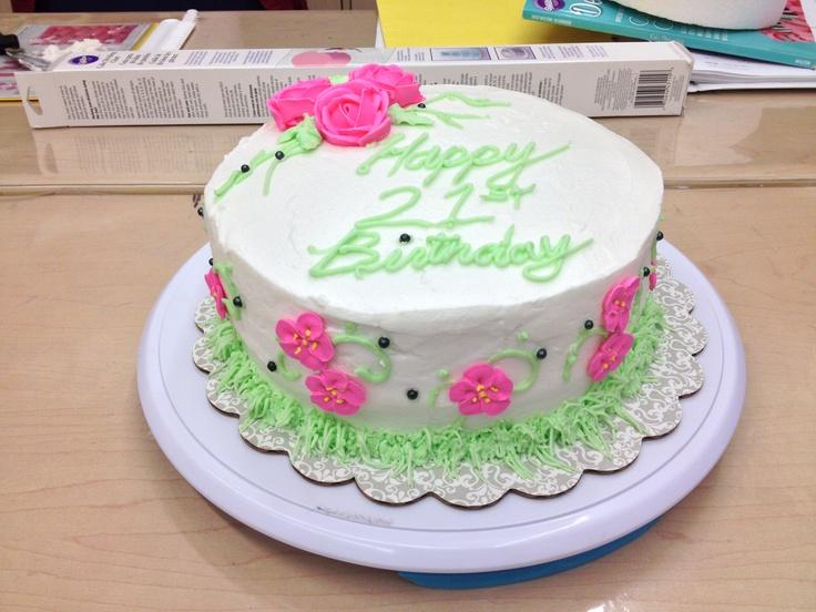 Joann Fabrics Cake Stand