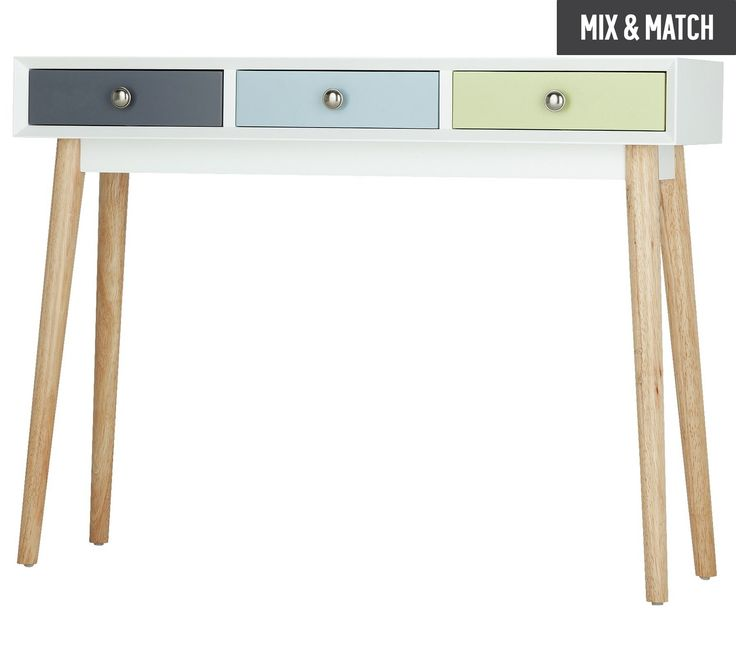 Buy Hygena Lumina Console Table - Multicoloured at Argos.co.uk, visit Argos.co.uk to shop online for Hallway storage, Hallway furniture, Home and garden