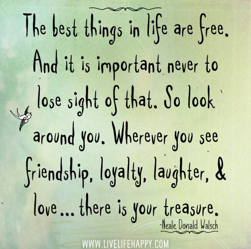 the importance of having a loyal friend in life Friendship essay for class 1 the life of a person instead of having many important things in life good and loyal friend to share bad or good life.