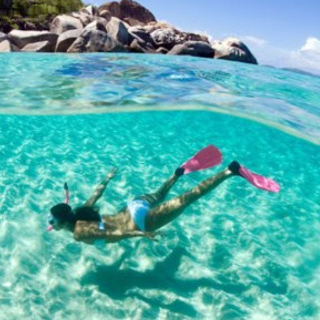 Best Place For Vacation Jamaica: Snorkeling In Jamaica Baby!!! :0)