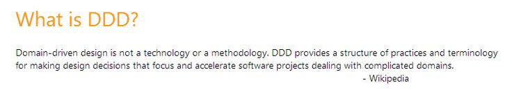 Domain Driven Design -- Design method that incorporate collaboration with client