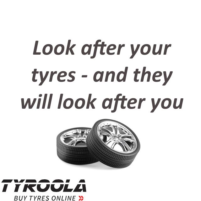Irregular wear marks are not only a sign to check the tyres, it also indicated that you should let your wheel balancing get checked. Watch out for damages or uneven wear. #tyroola #SaveMoney #thinktyroola #TyreUp #tyretips #