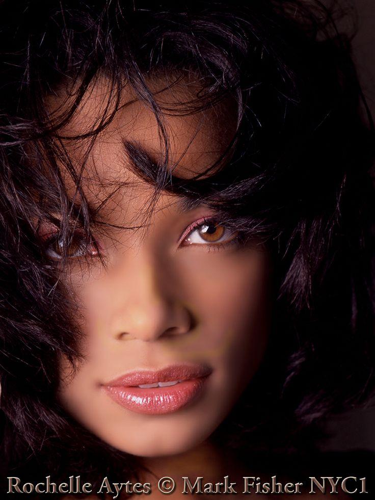 Rochelle Aytes Rochelle Aytes Natural Hair Styles
