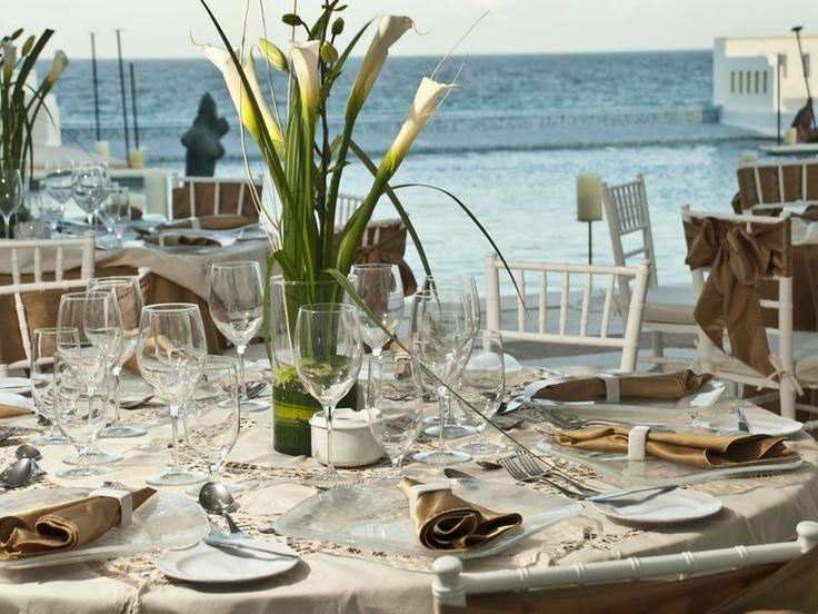 cancun wedding venues casa turquesa boutique hotel wedding ceremony