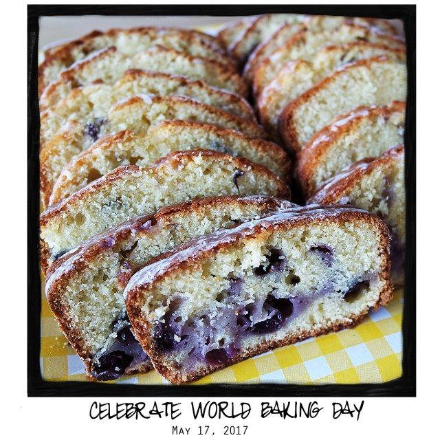 Celebrate World Baking Day on May 17, 2017! www.awarmhello.com