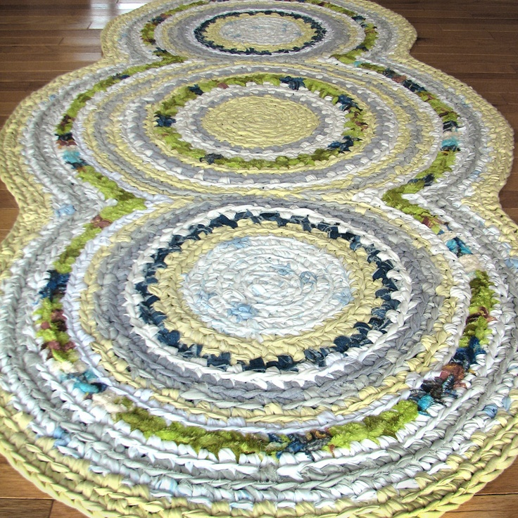 198 Best Rag Rugs And Baskets Images On Pinterest