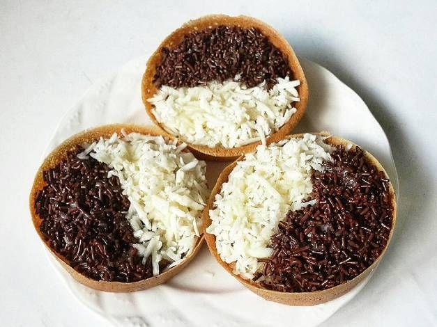 Resep Terang Bulan Mini Martabak Manis Oleh Imelda Resep Makanan Manis Makanan Resep