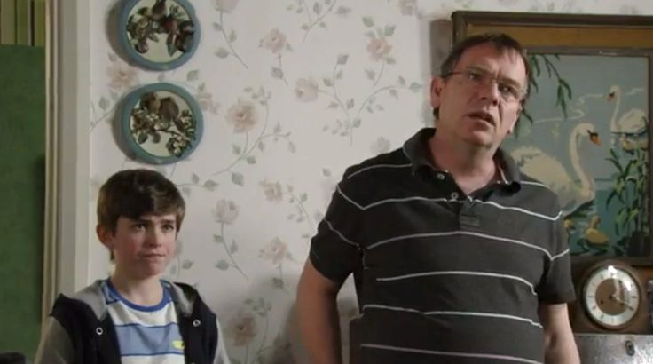 EastEnders: Steven reveals what's happened to Peter - watch the full scene