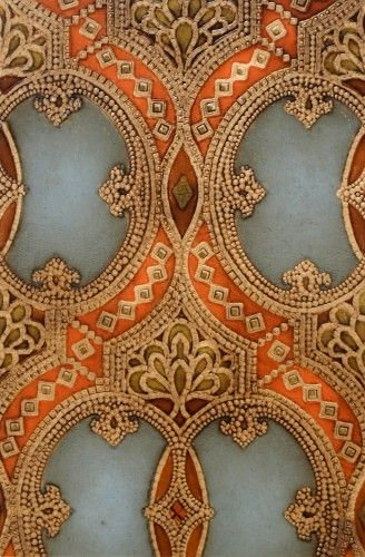 Bolling & Co. - The Art of Antique Wallpaper - #textile