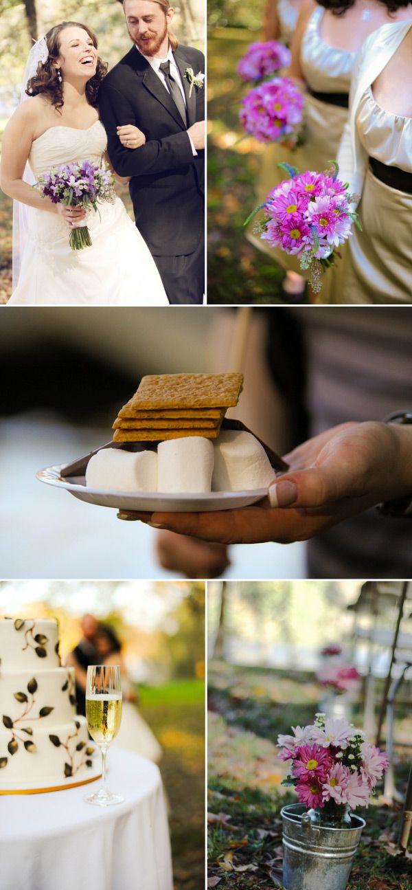 South Carolina Wedding Full of Wedding DIY