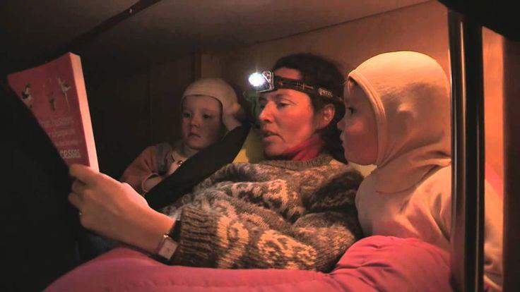 Teaser  Grand Ocean - Les aventures de Vagabond en Arctique