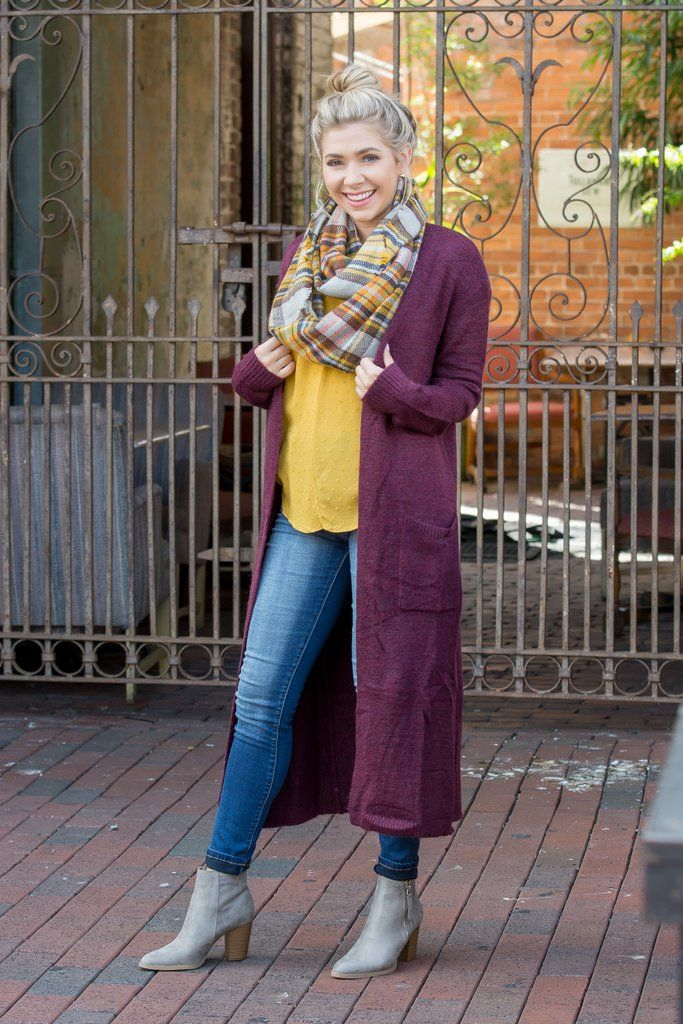 Always In Style Classic Duster Cardigan Sweater - Simply Me Boutique –  Simply Me Boutique 9955cfa1f9c