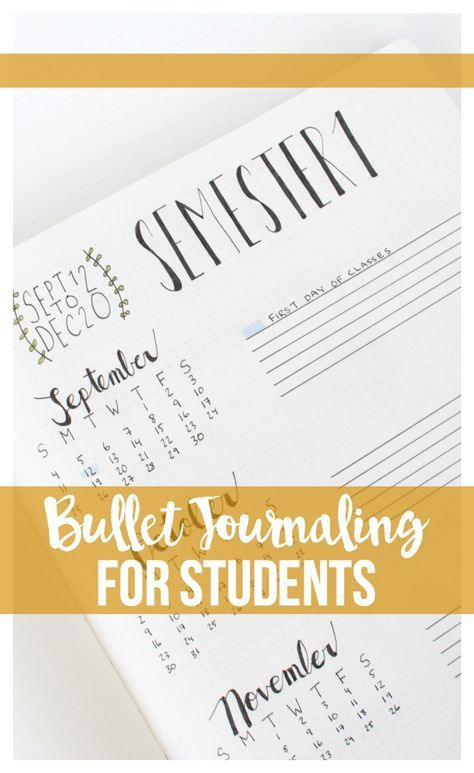 A flip through of some bullet journal pages made specifically for students! Timetable + Project Planner + Study Planner!