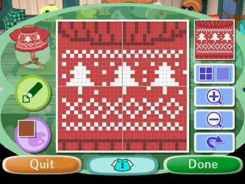 Animal Crossing Designs — Christmas Sweaters Post