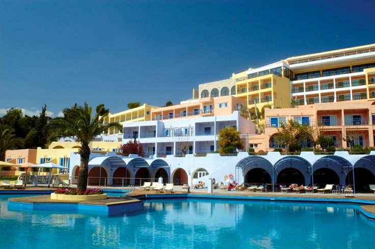 Aquis Mare Nostrum Hotel Thalasso #attica #greece #travel #ttot #holidays